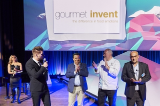 Gourmet Invent is de grote winnaar van de BEA Catering Awards 2017