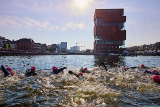 Port of Antwerp Triathlon Festival, een prachteditie