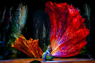 Cirque du Soleil presenteert  TORUK – The First Flight