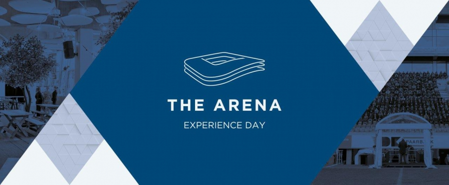 Welkom op The Arena Experience Day!