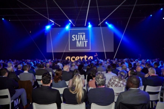 Play AV ondersteunt de Acerta Summit 2019 in Docks Dome