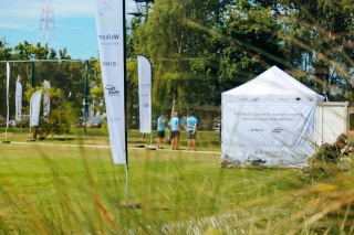 Krekels promotionele partner van Golf Beats Cancer