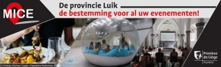 Enkele tips van Convention Bureau Liège – Spa Businessland