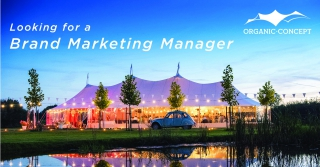 Organic-Concept zoekt een Brand Marketing Manager