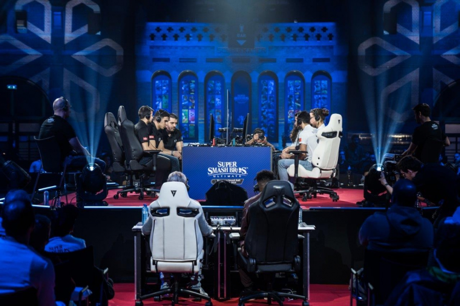 The Oval Office leidt finale Super Smash Bros. Ultimate European Smash Ball Team Cup 2019 in goede banen