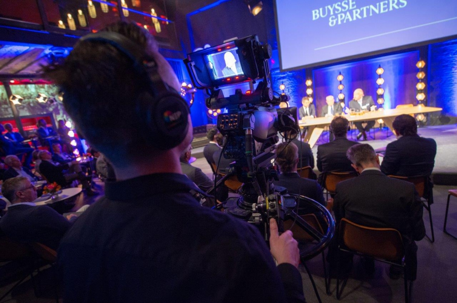 Push To Talk organiseert tv-format voor Buysse & Partners