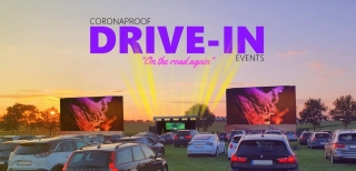 'On the Road again' – Het all-in-one Drive-in pakket voor elk event!