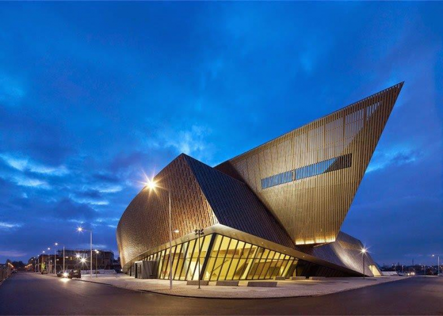 Wallonia Conference Center Mons