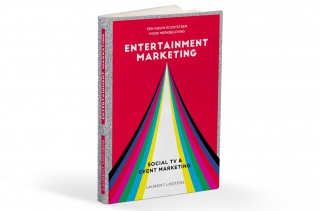 "Boek ""Entertainment Marketing"" nu verkrijgbaar"