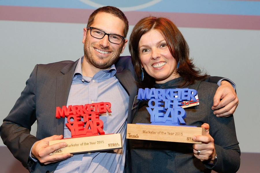 Roularta stelt Marketer of the Year voor in de Event Lounge