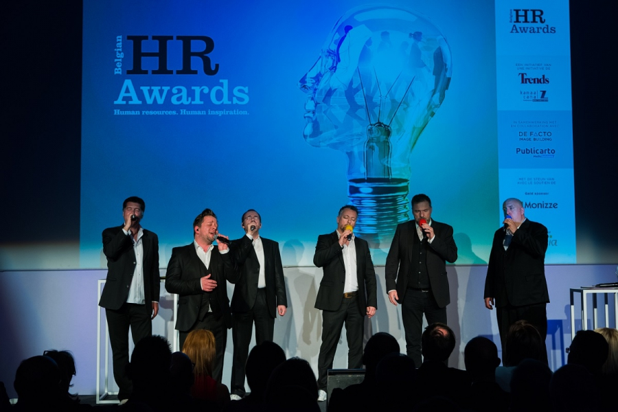 Roularta stelt HR Manager of the year voor in Wild Gallery