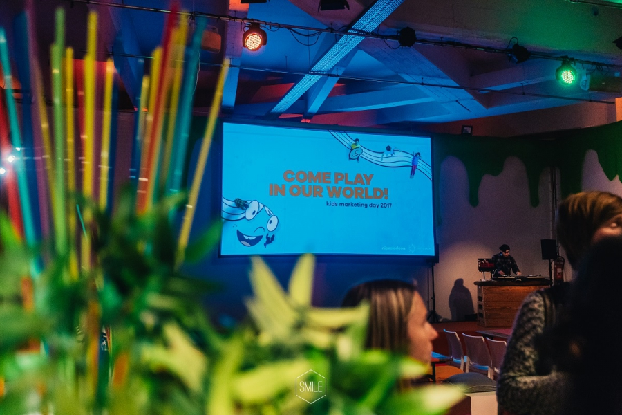 Viacom Kids Insights Day in Brusselse Wild Gallery