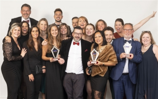 Event Masters valt drie maal in de prijzen op de TM Travel Awards